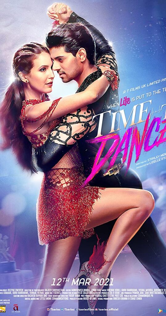 Time To Dance 2021 Movie Review